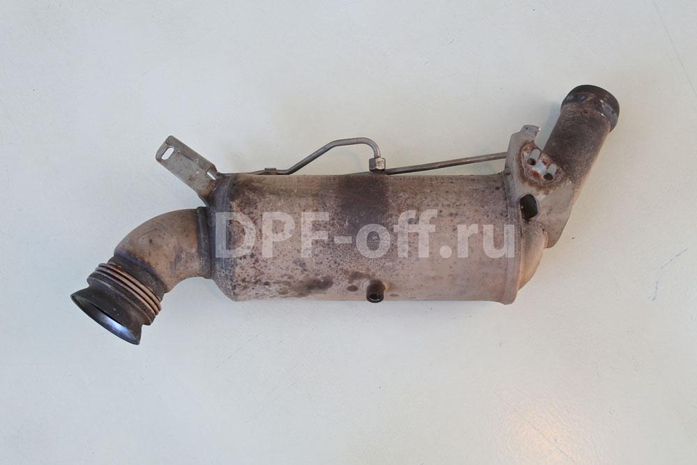 Удаление сажевого фильтра и егр на mercedes-banz c220 cdi / мерседес с220 дизель