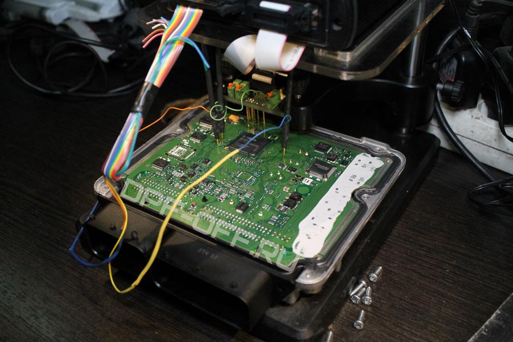 Удаление сажевого фильтра на BMW 420d / БМВ 420 дизель