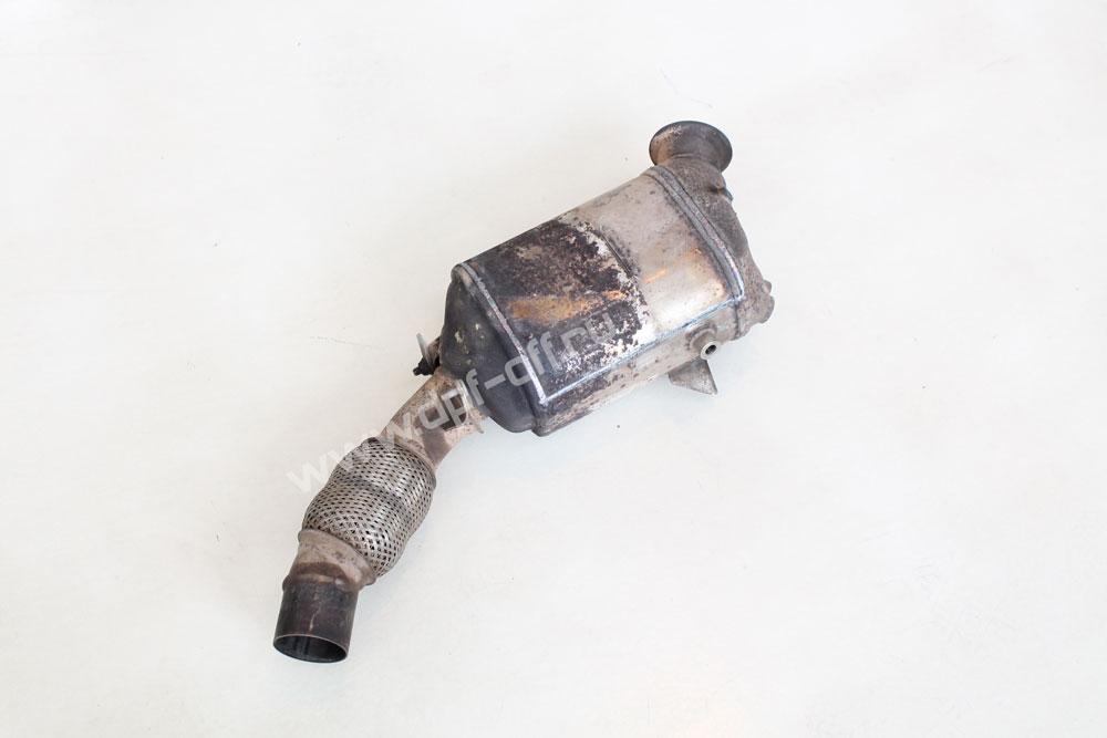 Удаление сажевого фильтра на BMW X1 20d E84 / БМВ Х1 2.0 дизель Е84