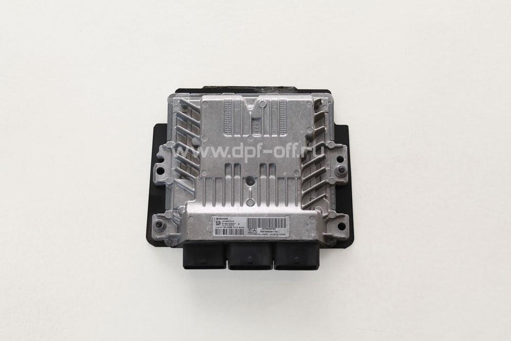 Удаление сажевого фильтра на Citroen C4 1.6 HDI / Ситроен Ц4 1.6 дизель