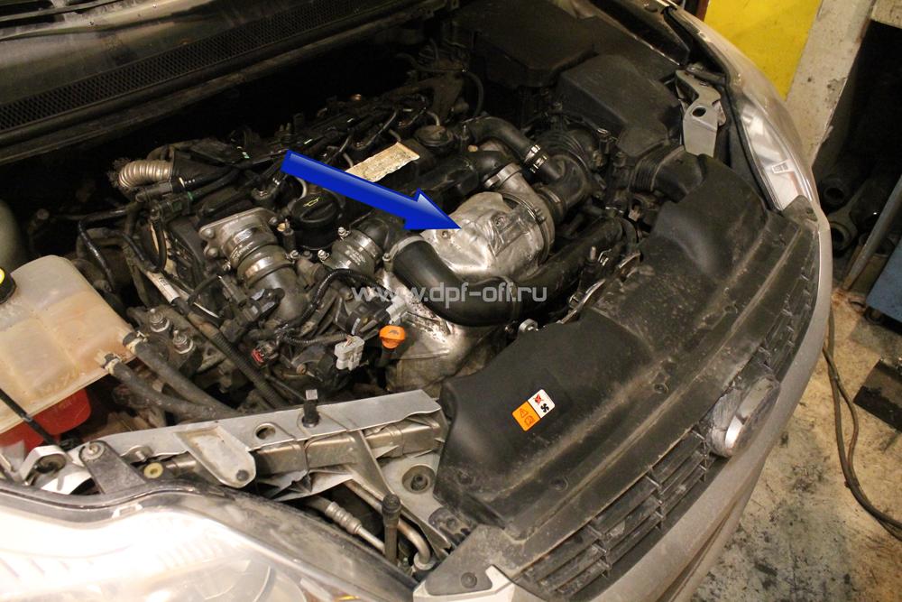 Капитальный ремонт двигателя е53