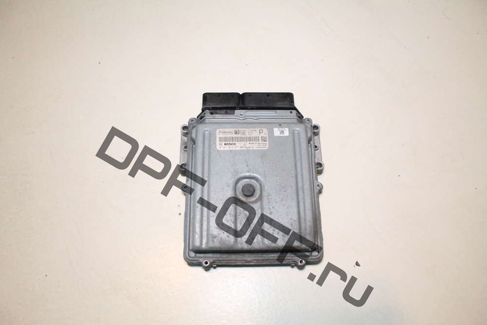 Удаление сажевого фильтра на Jaguar XF 3.0 TDV6 / Ягуар 3.0 дизель