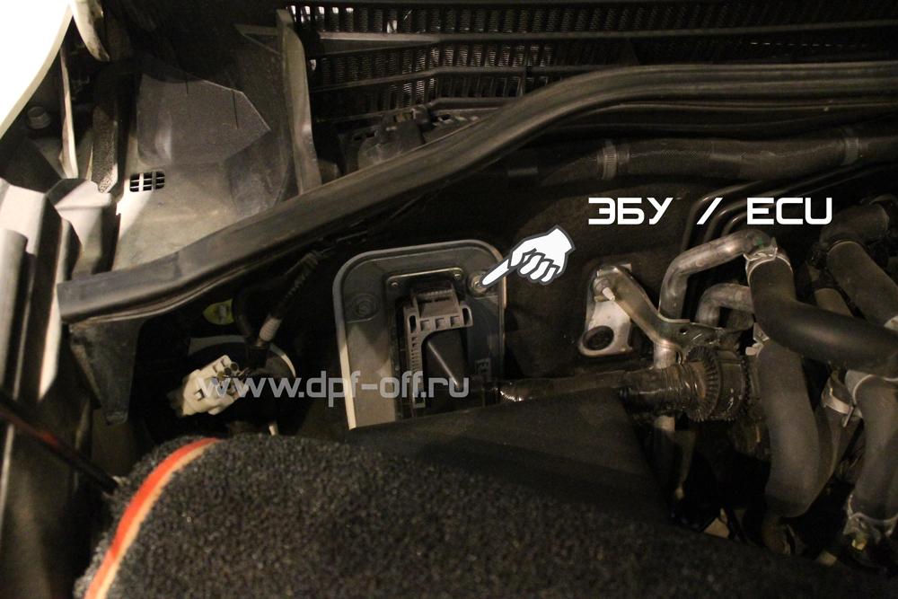Удаление сажевого фильтра на Land Cruiser 200 restyling / Тойота Ленд Крузер 200 дизель рестайлинг
